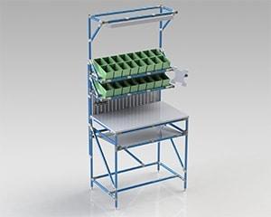 PEK3 Easytube Application Work Station 300x240