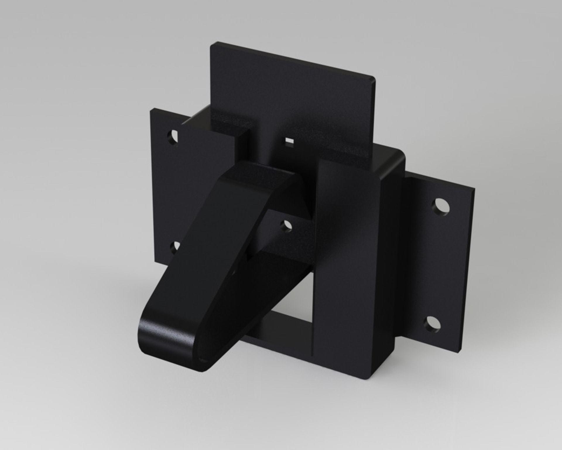 PEK3 Easytube Metal Accessories DIS-01-BK