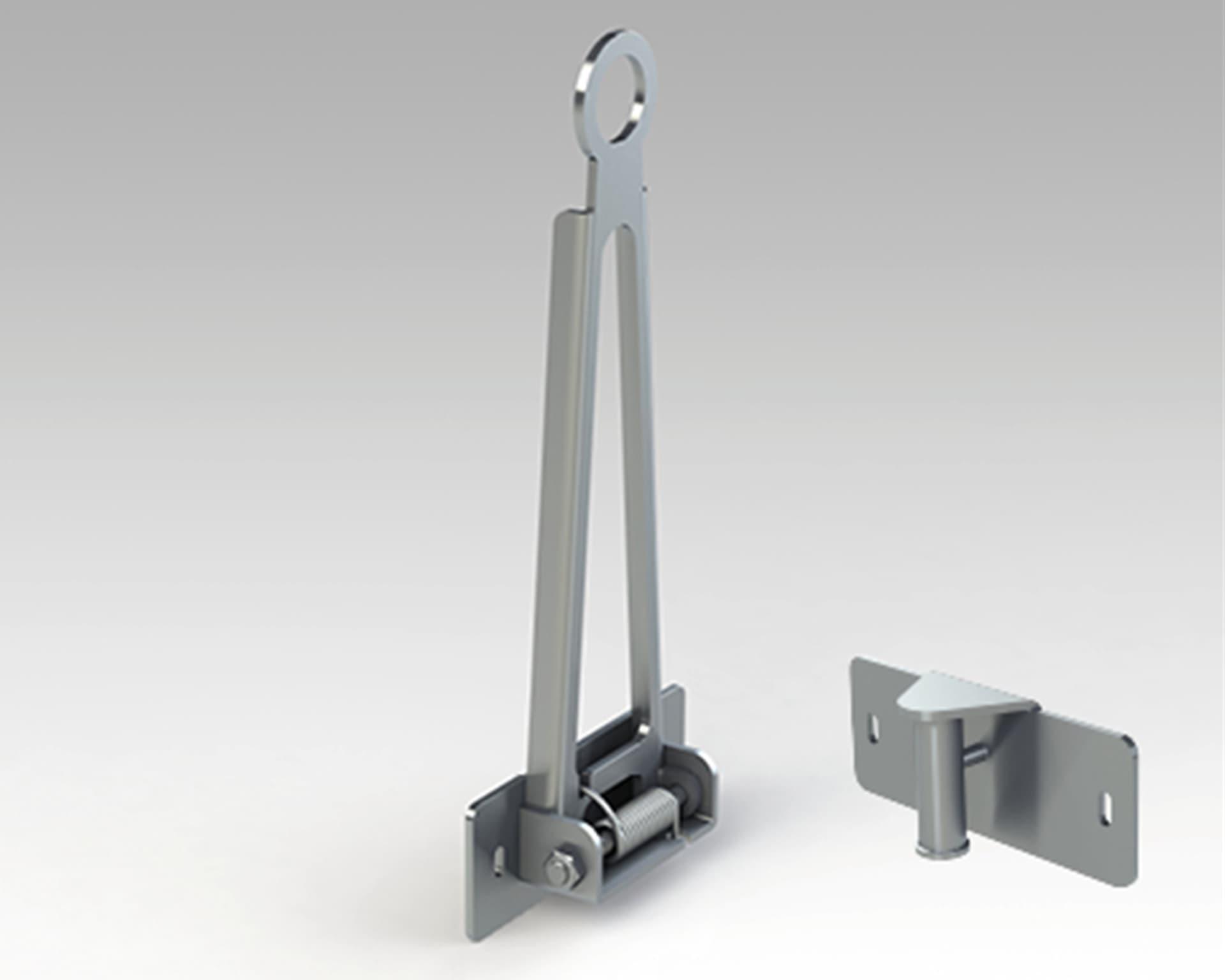 PEK3 Easytube Metal Accessories FH-B