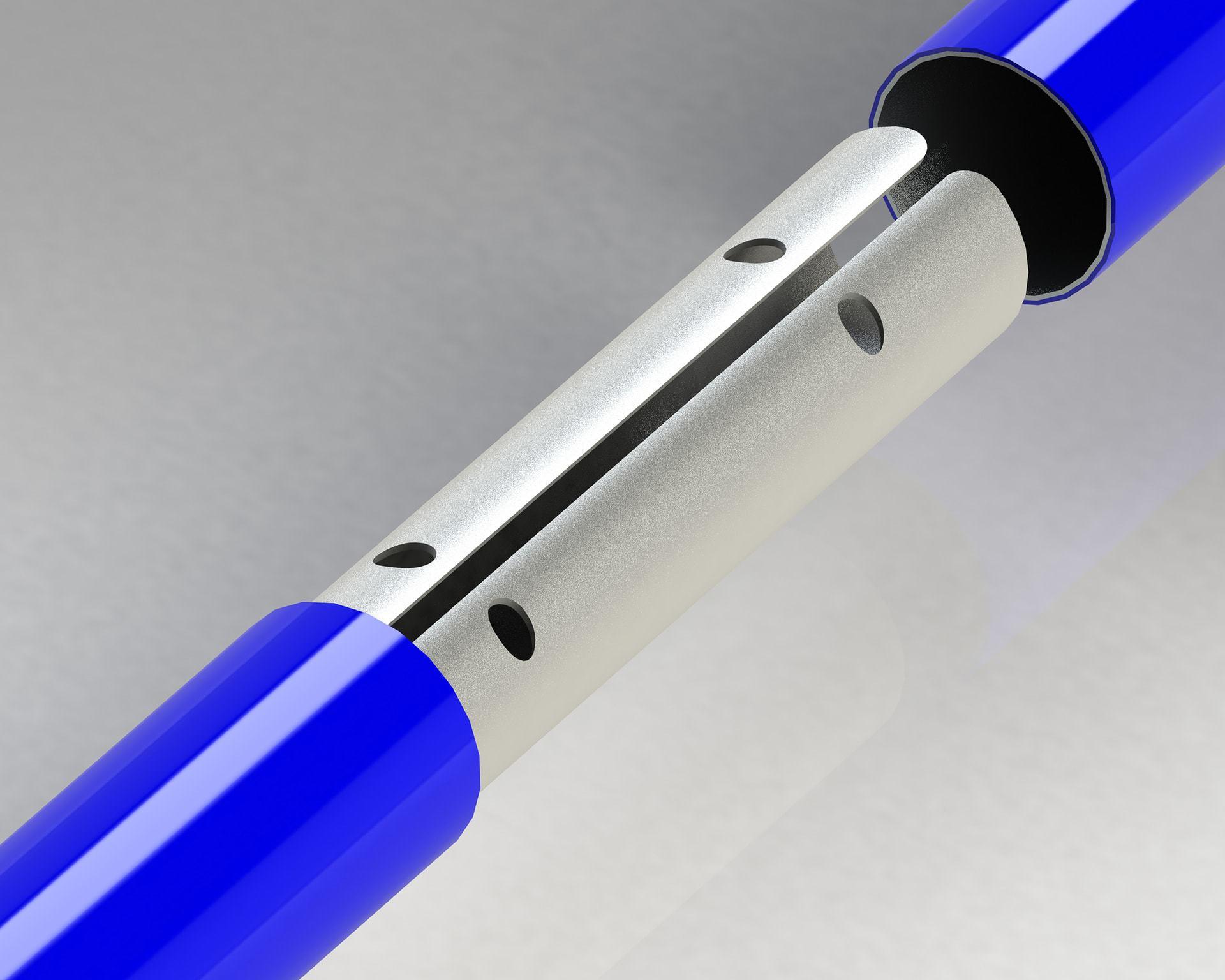 PEK3 Easytube Metal Accessories P-CON-B