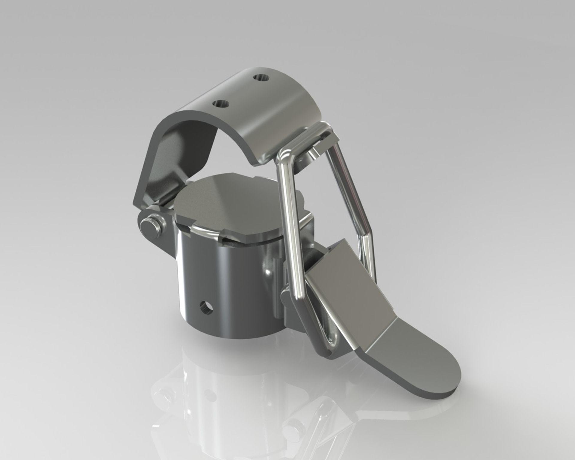 PEK3 Easytube Metal Accessories PC-D