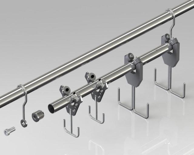 PEK3 Easytube Monorails Example
