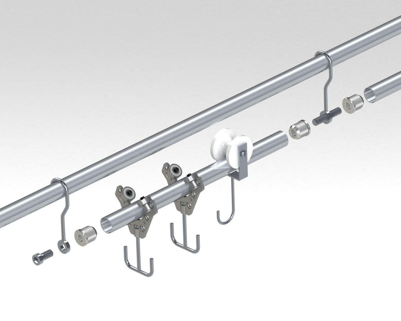 PEK3 Easytube Monorails Monorail Example 2