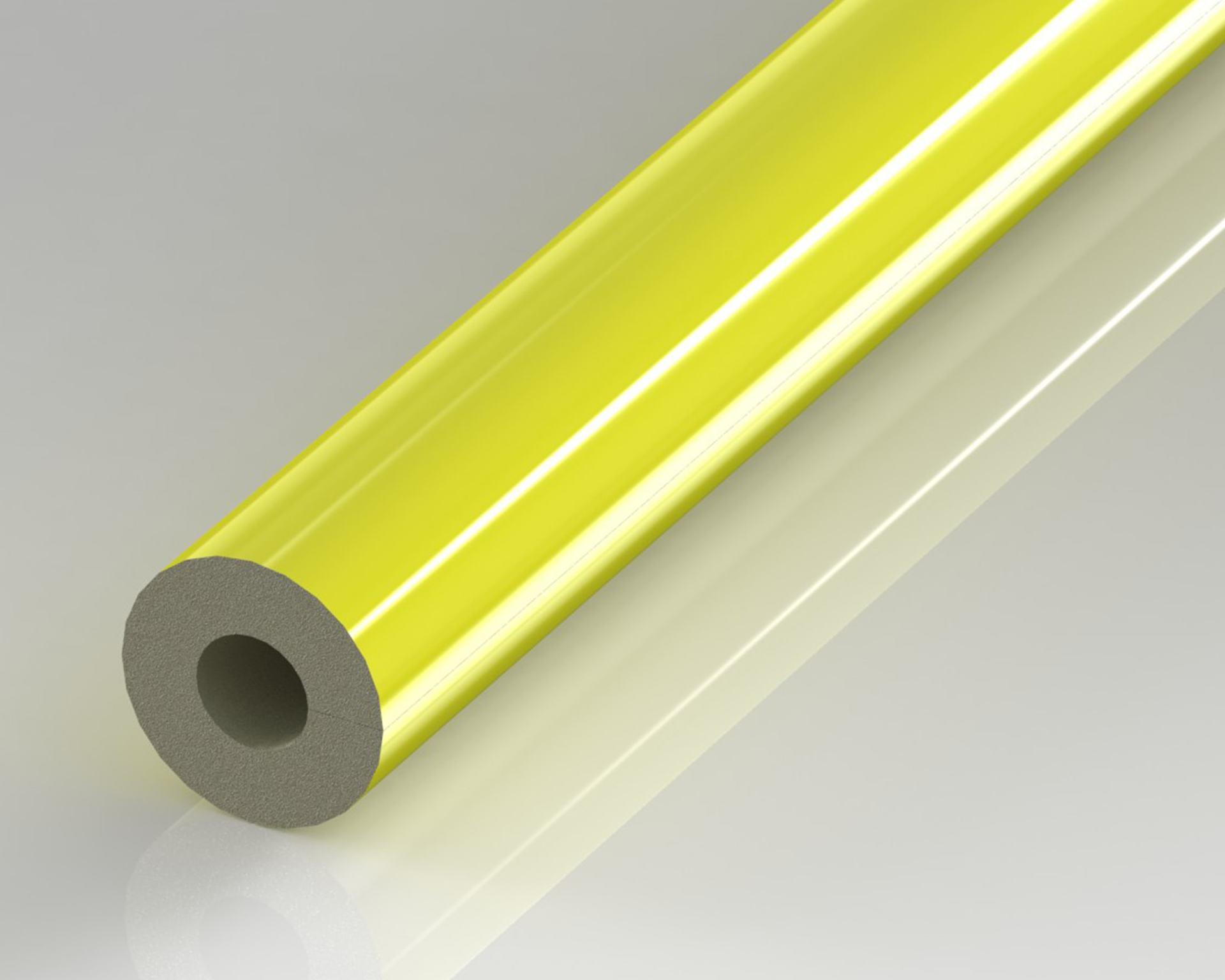 PEK3 Easytube Pipe plus Joints Protectors J I