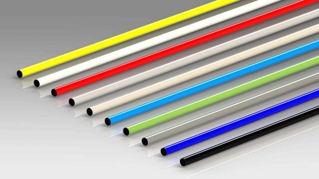 PEK3 Easytube Pipes Plastic Coated