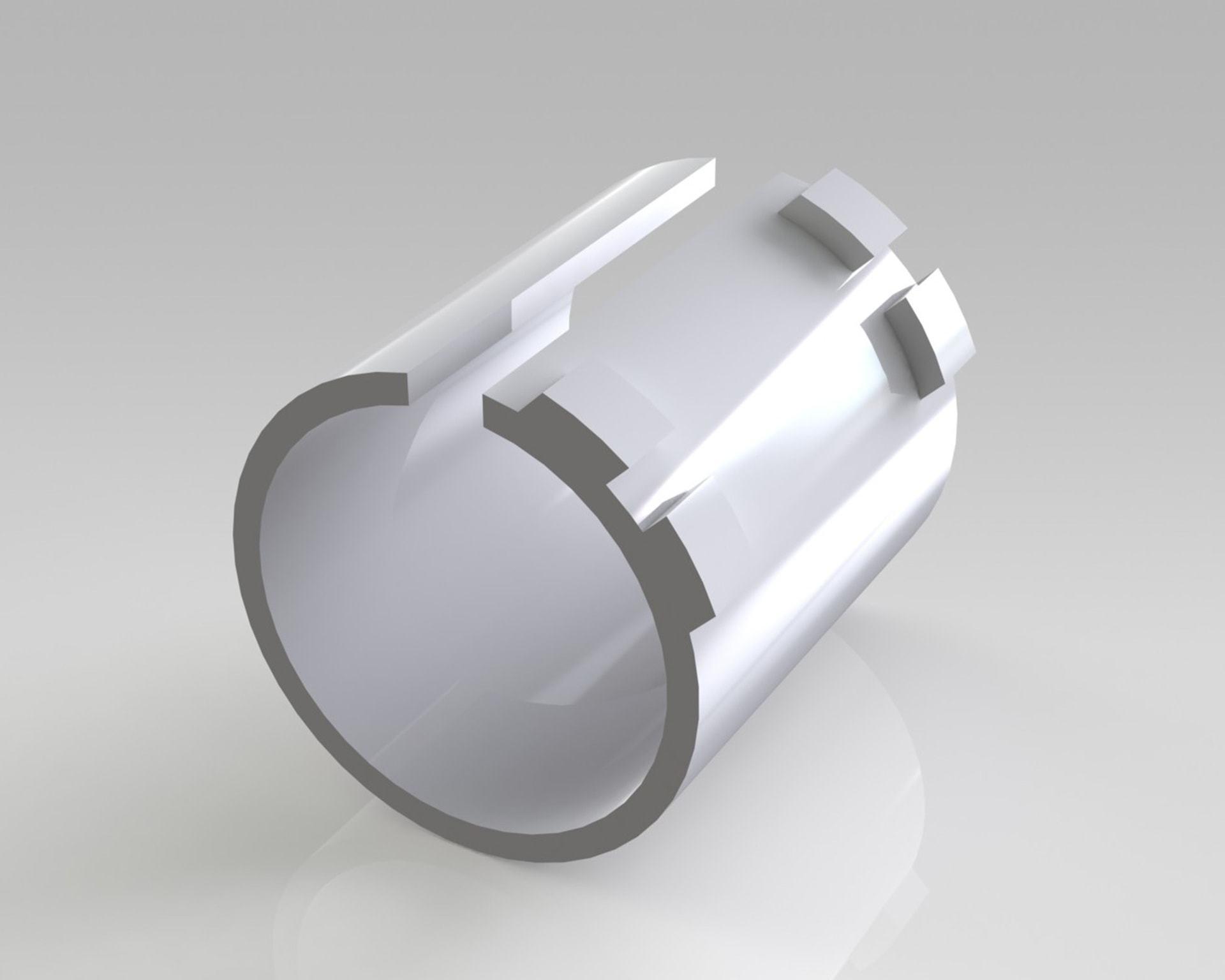PEK3 Easytube Plastic Accessories GAP 12