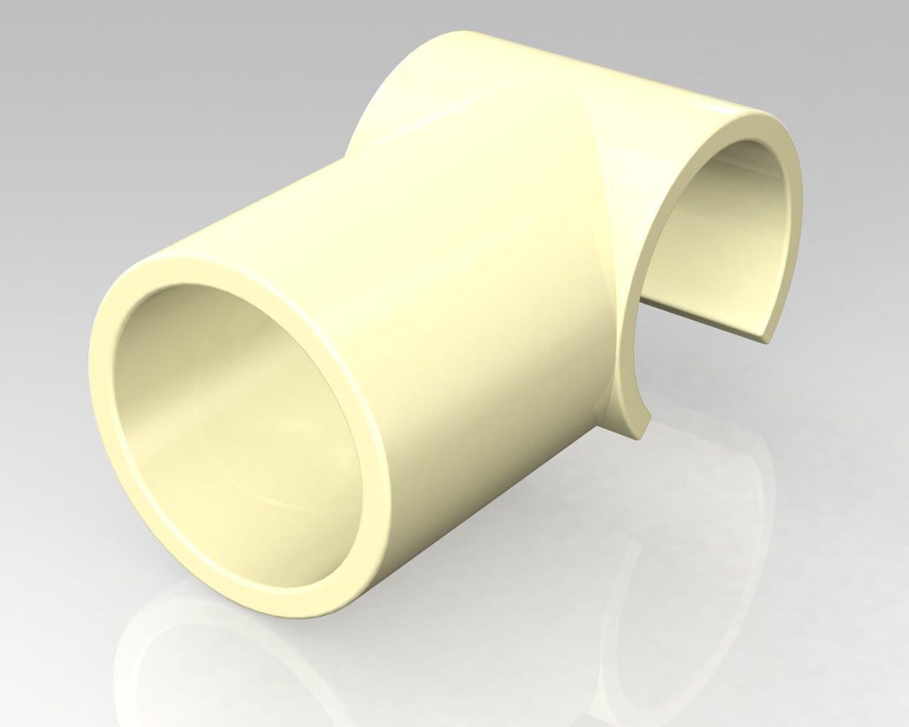 PEK3 Easytube Plastic Accessories GAP-20