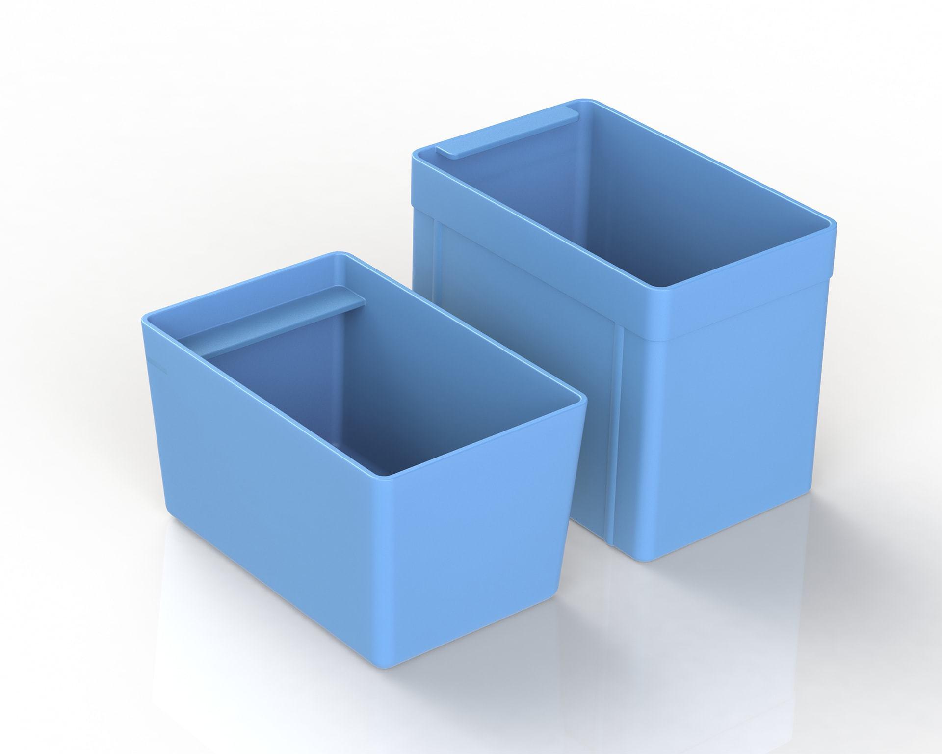 PEK3 Easytube Plastic Accessories Storage Boxes