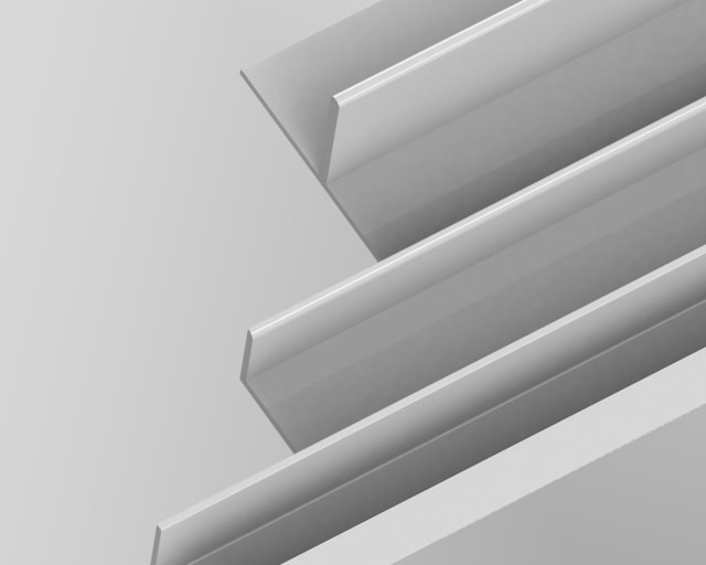 PEK3 Easytube Plastic Profiles plastic accessoiries