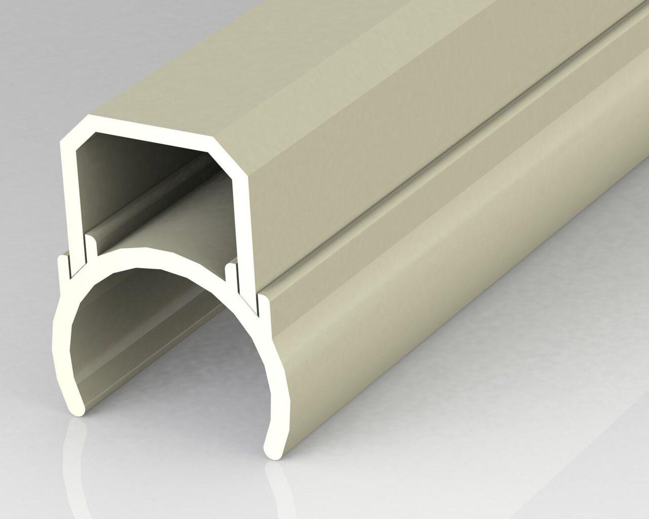 PEK3 Easytube plastic profiles cable duct