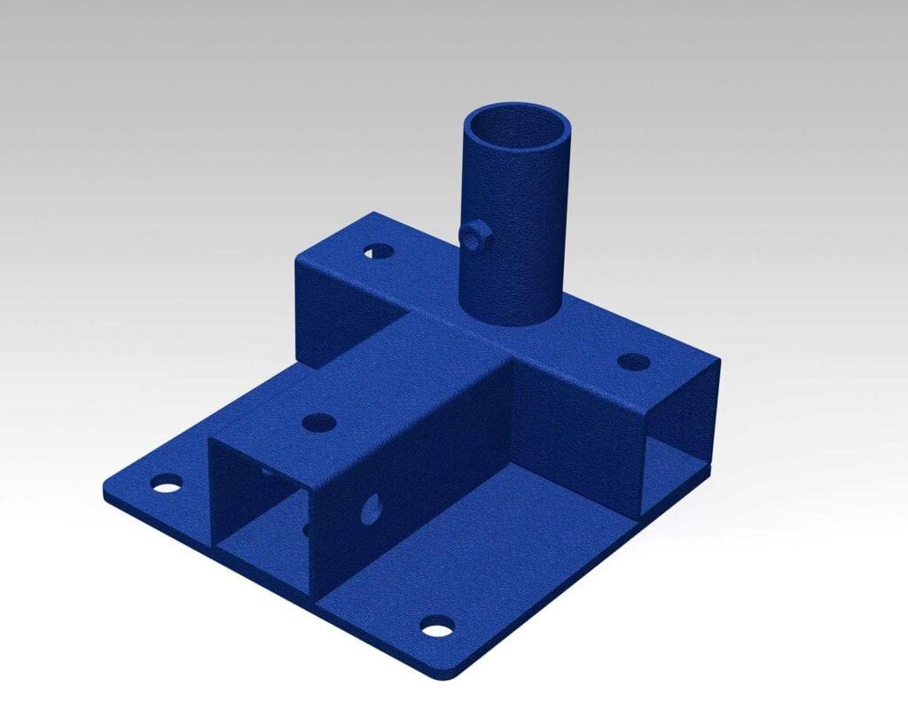 PEK3 Easytube square frames SQF-TP